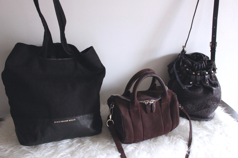 WoahStyle.com | For Sale! Alexander Wang bags!