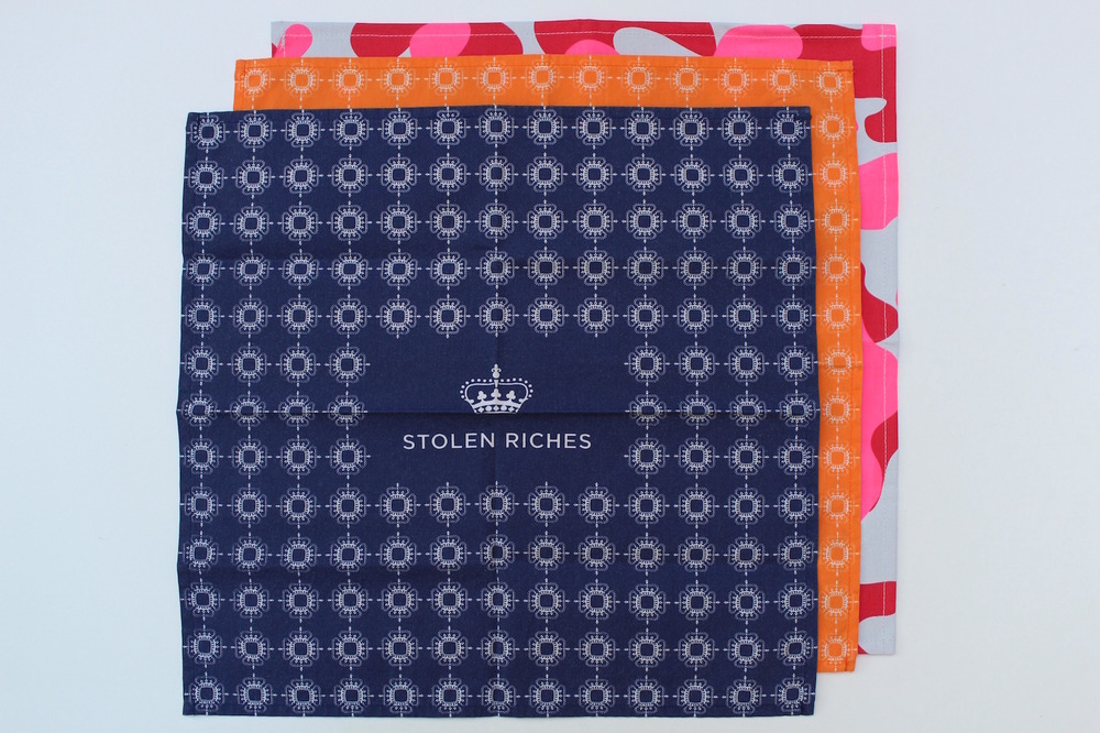 WoahStyle.com - Stolen Riches, Red shoe laces, Flower Label Pin, Pocket Squares, Red Skull Bracelet, The Wall Streeter - Style In a Box_4172.jpg