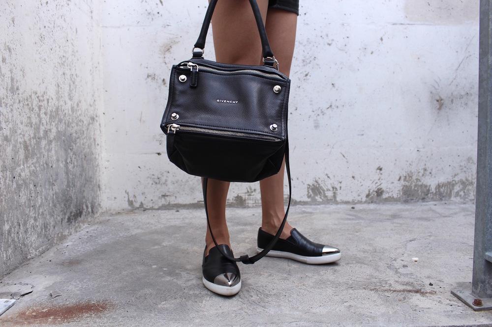 mini pandora shoulder bag - Black Givenchy 8dKxz