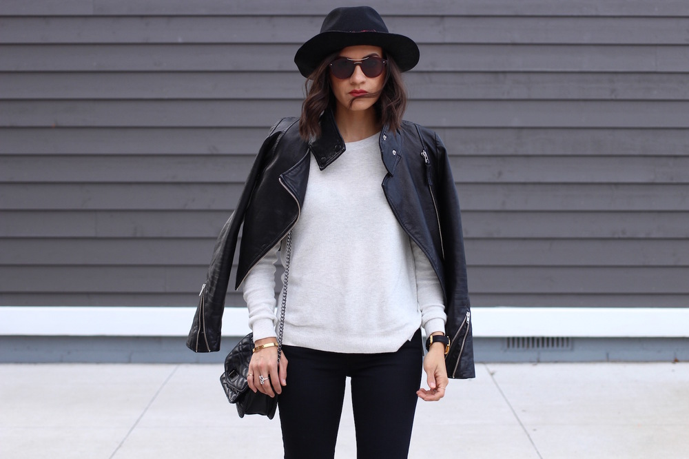 10ae28a89a The Cotton Crew Neck with Everlane — WOAHSTYLE