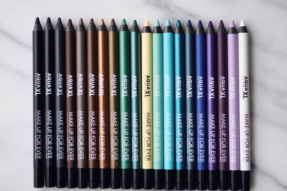 WOAHSTYLE.COM-Smudge Proof eye liner review - MAKE UP FOR EVERAqua XL Eye Pencil Waterproof Eyeliner_6764.JPG