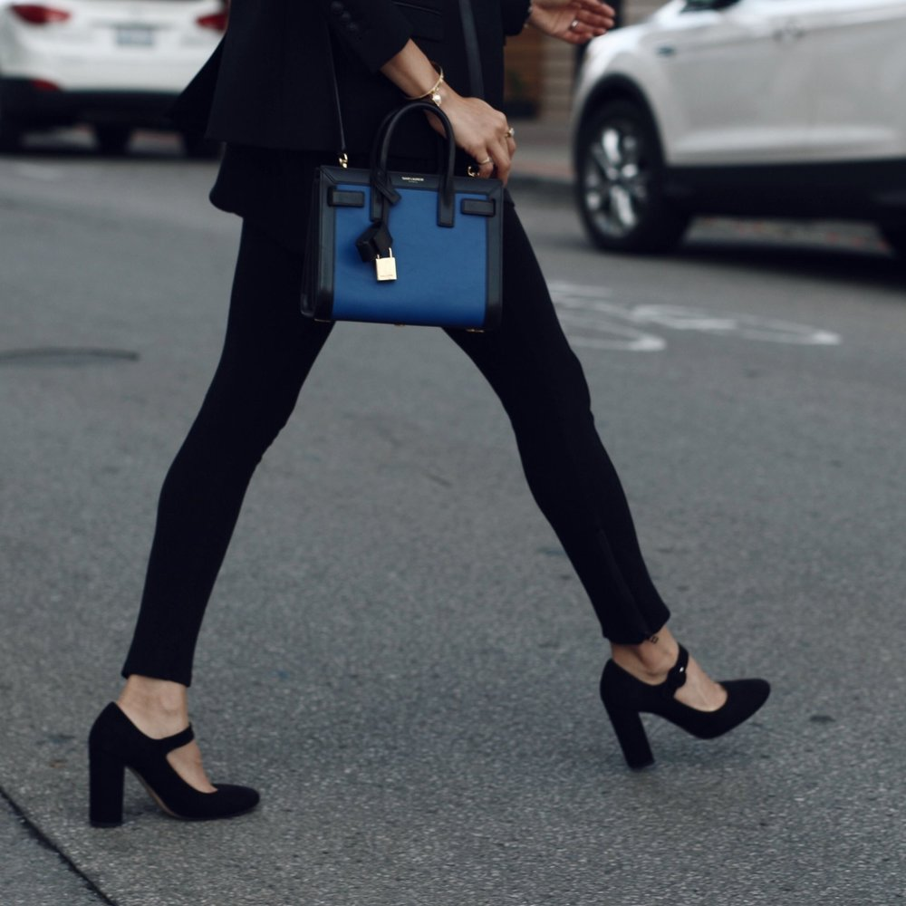 outfit | WHY YOU NEED BLOCK HEELS FOR FALL (AND NO, THEY'RE NOT GUCCI)