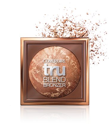 4. COVER GIRL TRUBLEND BRONZER