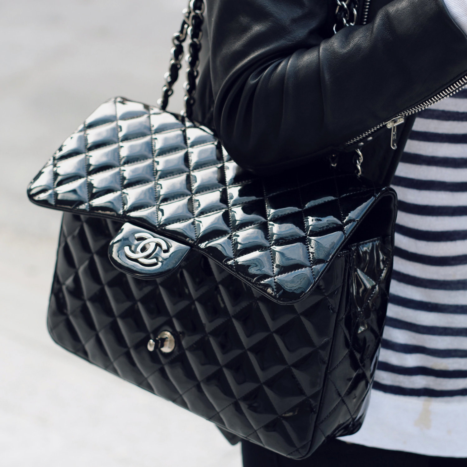 f65b0c24feed I BOUGHT MY FIRST CHANEL BAG! — WOAHSTYLE