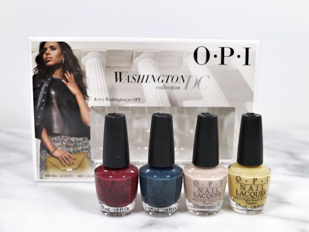 9. OPI x KERRY WASHINGTON