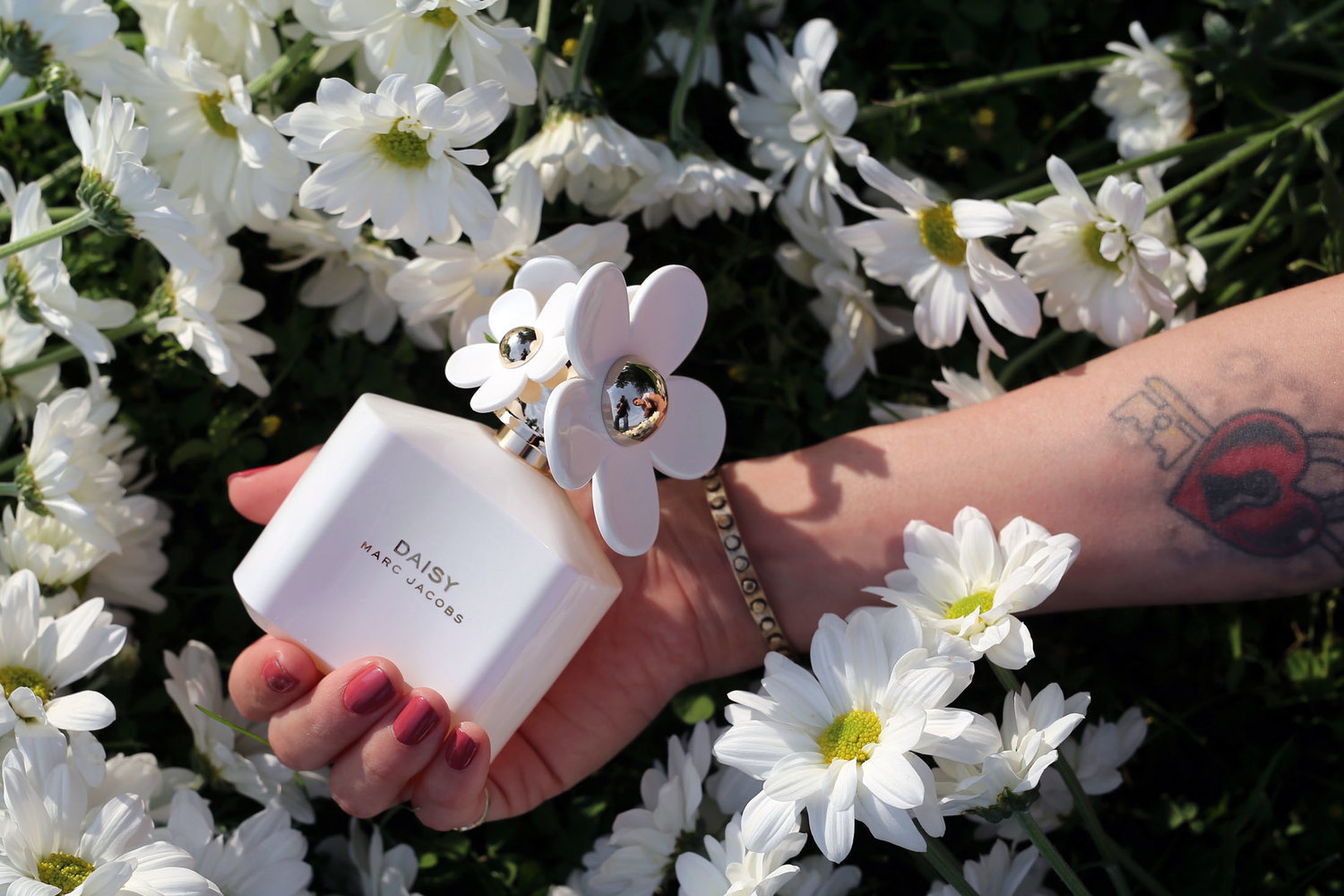 Marc Jacobs Daisy Celebrates 10 years with a limited edish bottle ...