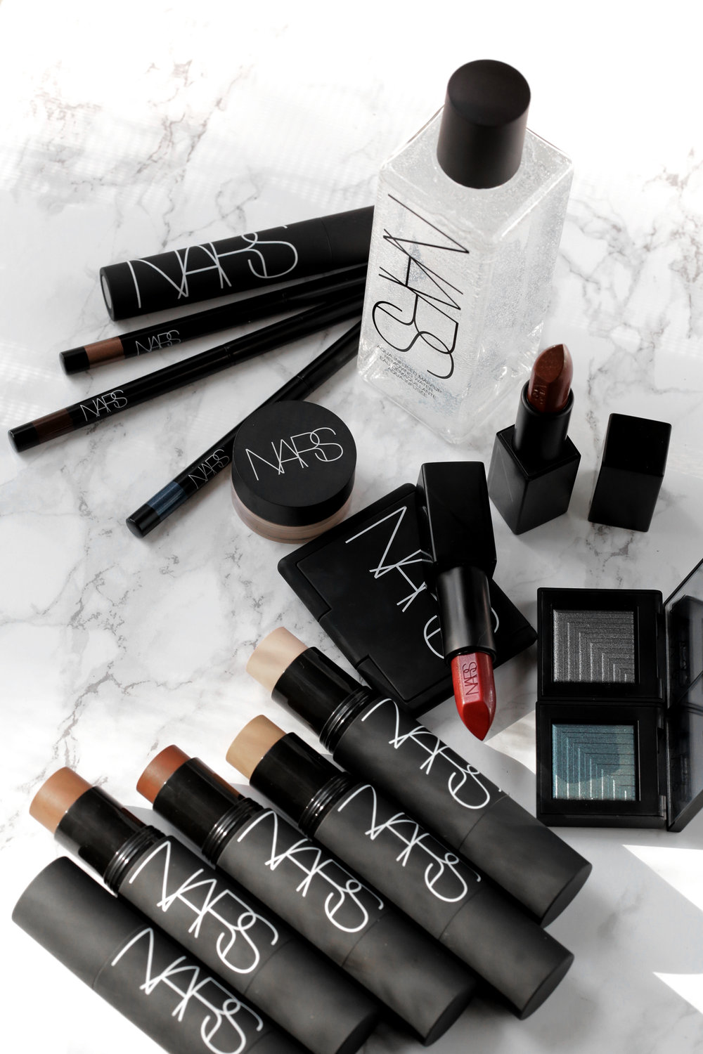 nars fall 2017 collection