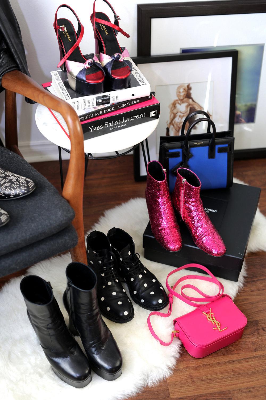 A Glimpse Into My Shoe Collection + Saint Laurent Haul_5813.jpg