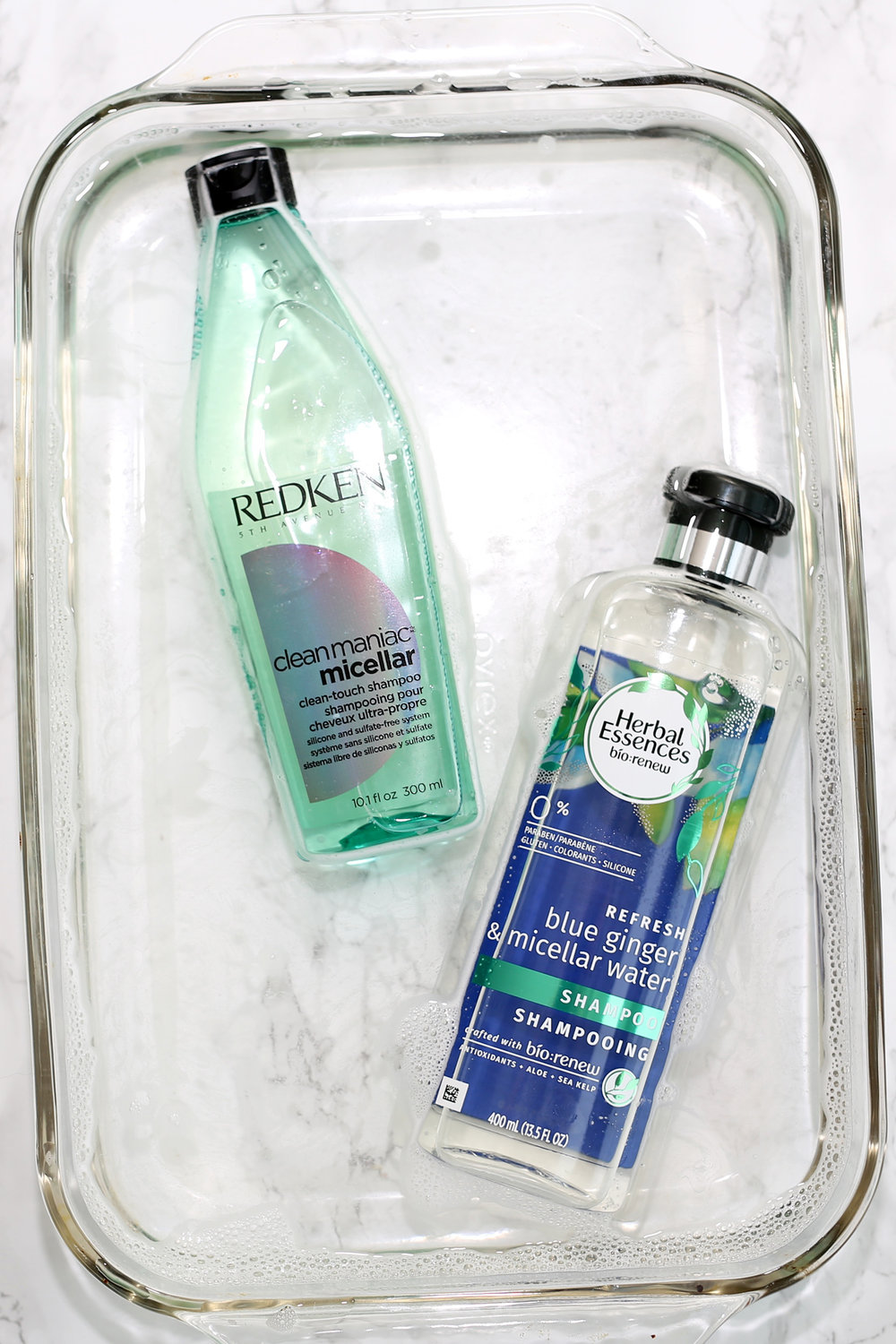 Micellar Shampoo Is The Next Big Thing For Hair Care! - Redken Micellar Shampoo and Herbal Essences bio renew Micellar Shampoo and conditioner, Rachel Zipperian, Nathaie Martin, beauty blog woahstyle.com_6159.jpg