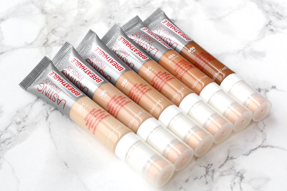 Review- Rimmel's Lasting Finish Breathable Collection - 25 hour wear foundation, concealer, and breathable primer - woahstyle.com - toronto beauty blog by nathalie martin_7335.jpg