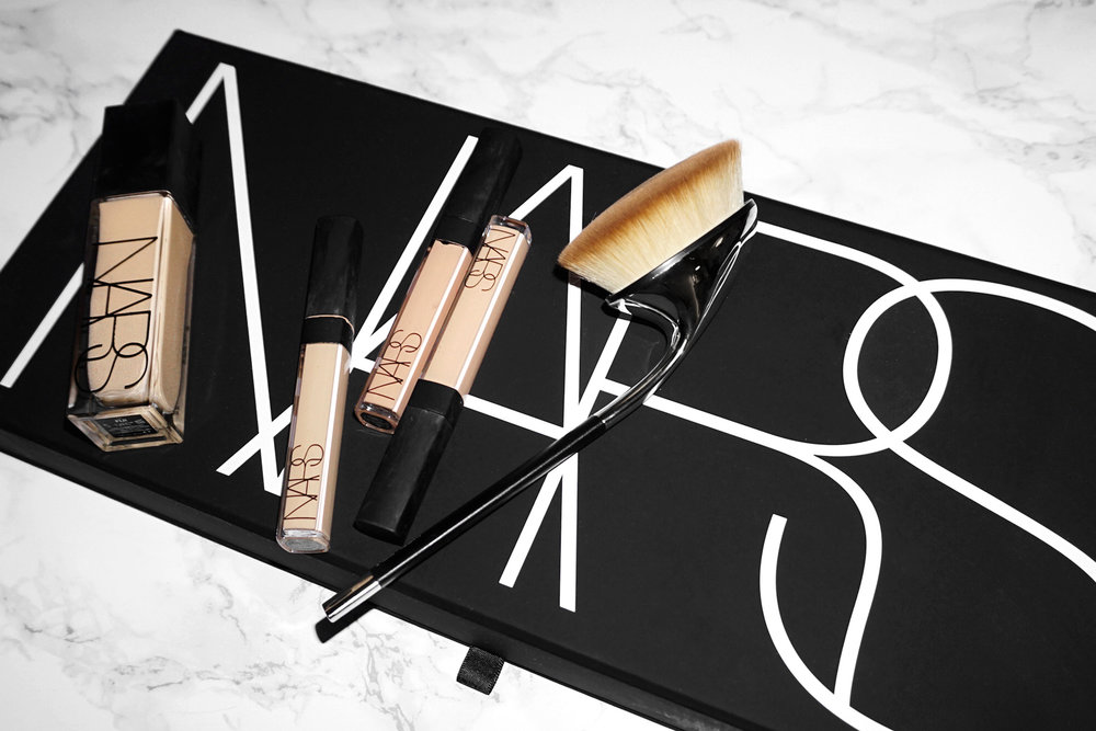 NARS Radiant Longwear Foundation Review and swatches - full collection- woahstyle.com -07335.jpg