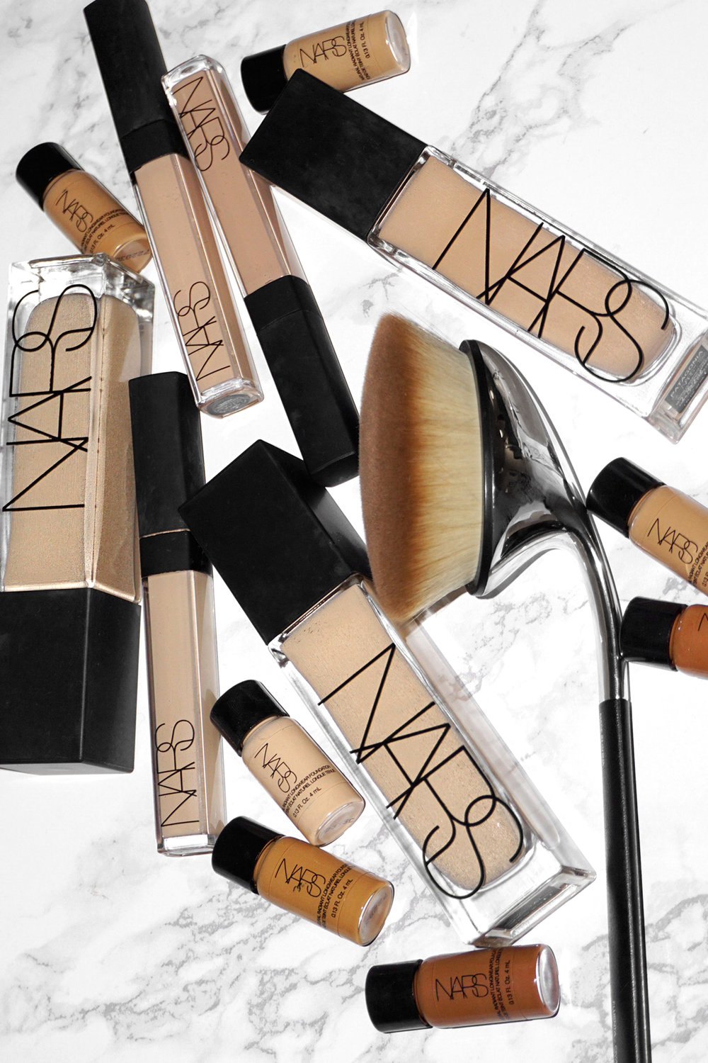 NARS Radiant Longwear Foundation Review and swatches - full collection- woahstyle.com -07326.jpg