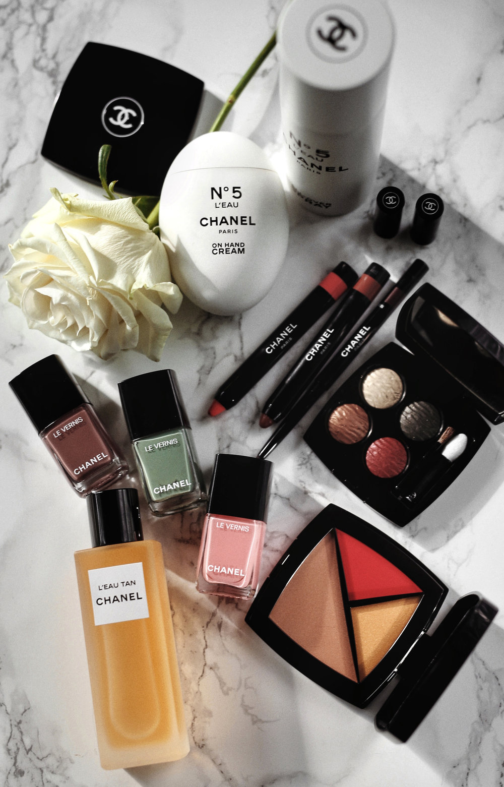 a5baf24e66cf The Incredibly Versatile CHANEL Beauty Cruise Collection 2018 ...