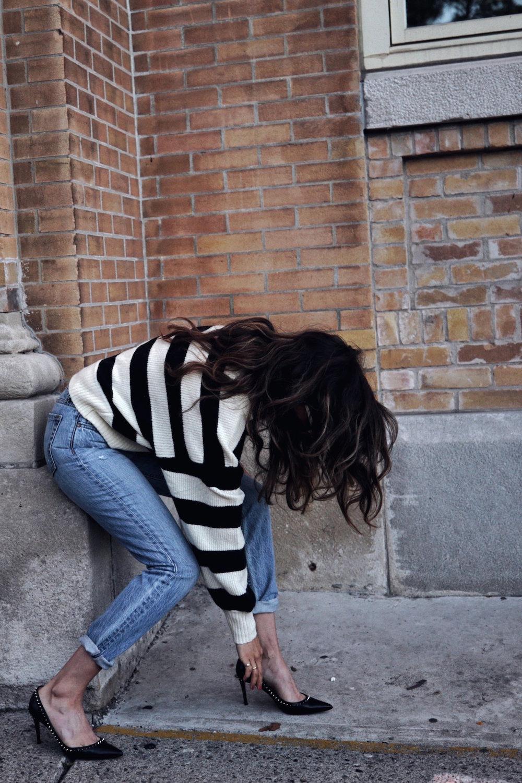follow me on IG @_nathaliemartin - REVOLVE striped sweater, GRLFRND Karoline jeans, Christian Louboutin Anjalina shoes - woahstyle.com 9.JPG