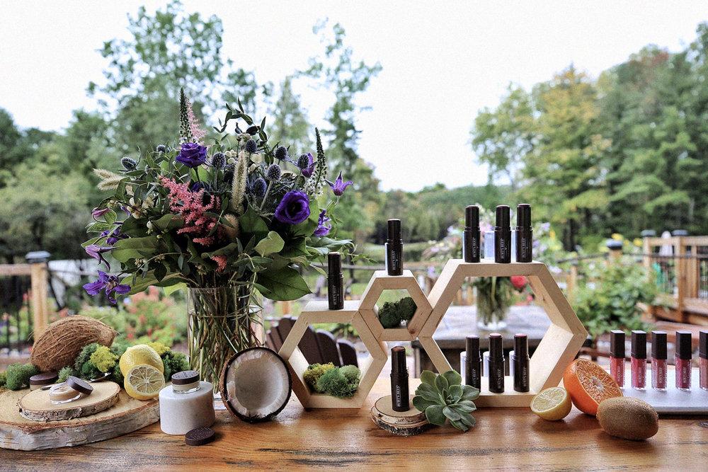 Burt's Bees 2019 launches, liquid lipsticks, highlight stick, natural makeup  - photos by Nathalie Martin, woahstyle.com_0534.JPG