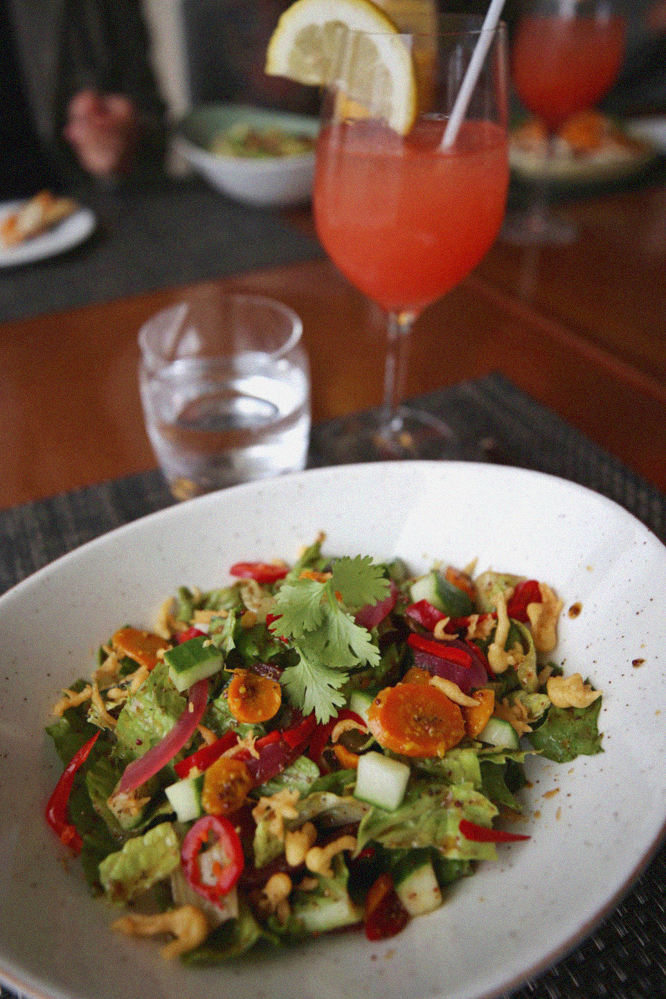 Aga Khan Museum - vegeterian salad - photos by woahstyle.com_9495.jpg