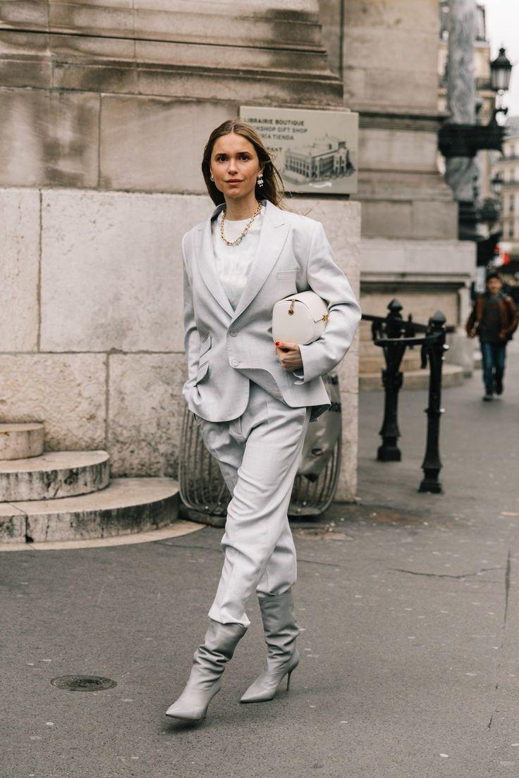 Revue en images des plus beaux looks repérés à la sortie des défilés de Paris, à travers l'objectif de Diego Anciano.jpeg