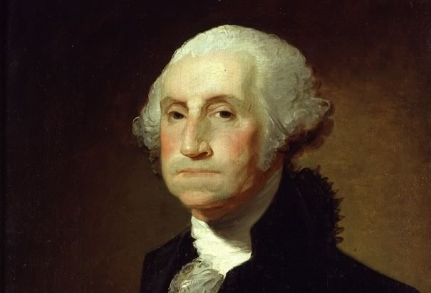 Did our first president really have wooden teeth?