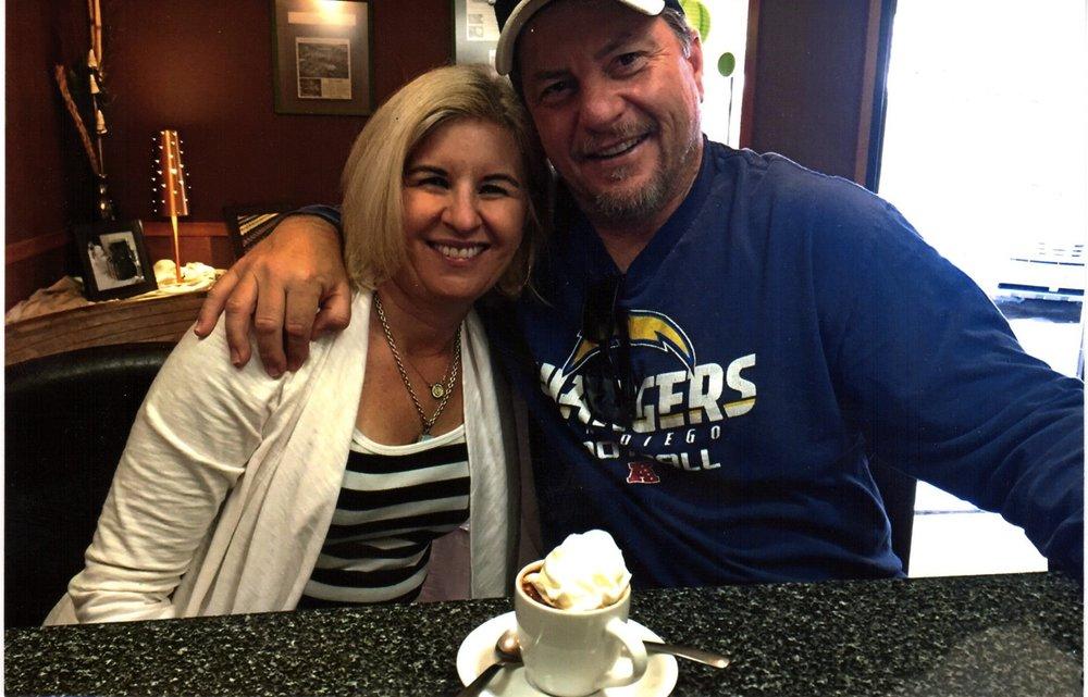 Lori and her husband
