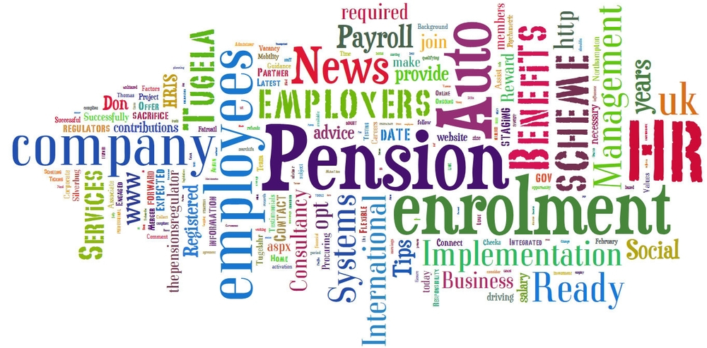 Coming soon - Auto-enrolment