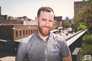 Mike Doyle - Lead Pastor mike@movementnyc.org