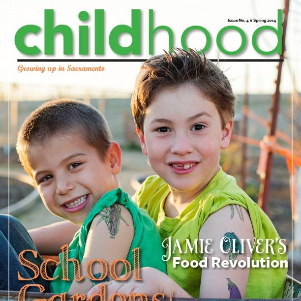 Childhood Magazine is for moms and dads who want to have fun with their kids exploring Sacramento