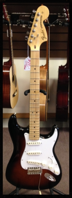 Fender American Special Strat - $800 w/case