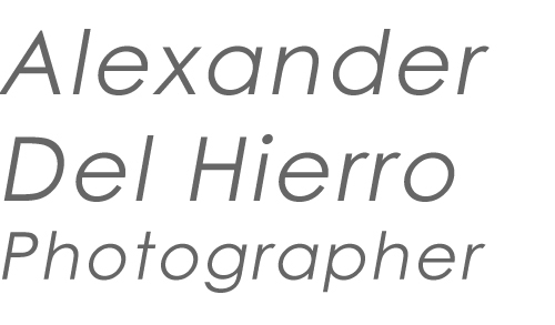 Commercial & Advertising Photographer | Alexander Del Hierro