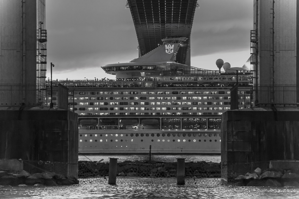 BW Cruise Ship Under the Verrazano Bridge.jp.jpg
