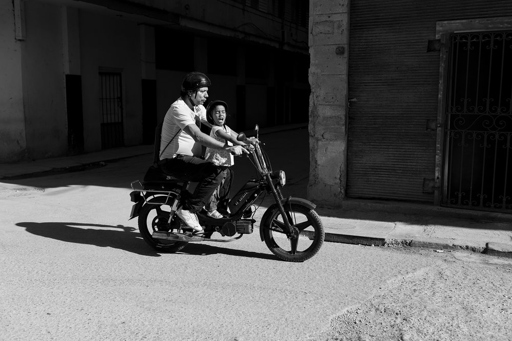 Born To Be Wild - La Habana Vieja, Cuba, 2017