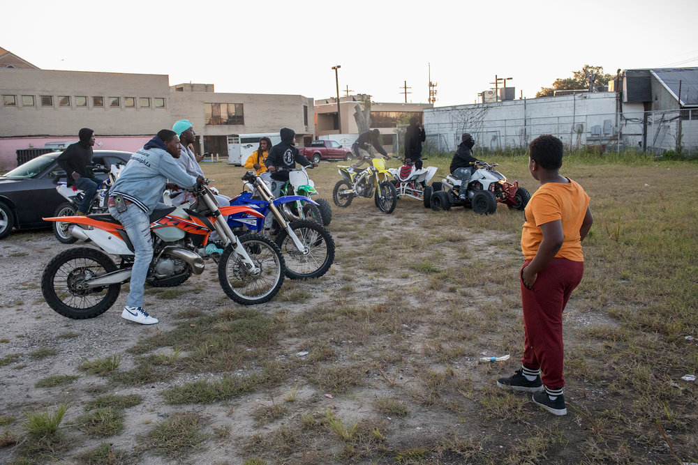 The Big Kids Got Big Bikes - New Orleans, LA