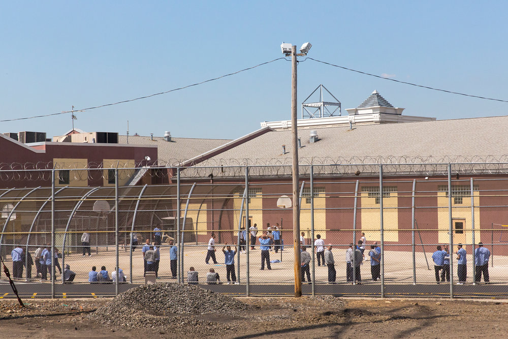 Aramark Prison Yard - Philadelphia PA - 4.14.2016 NYP-WAS