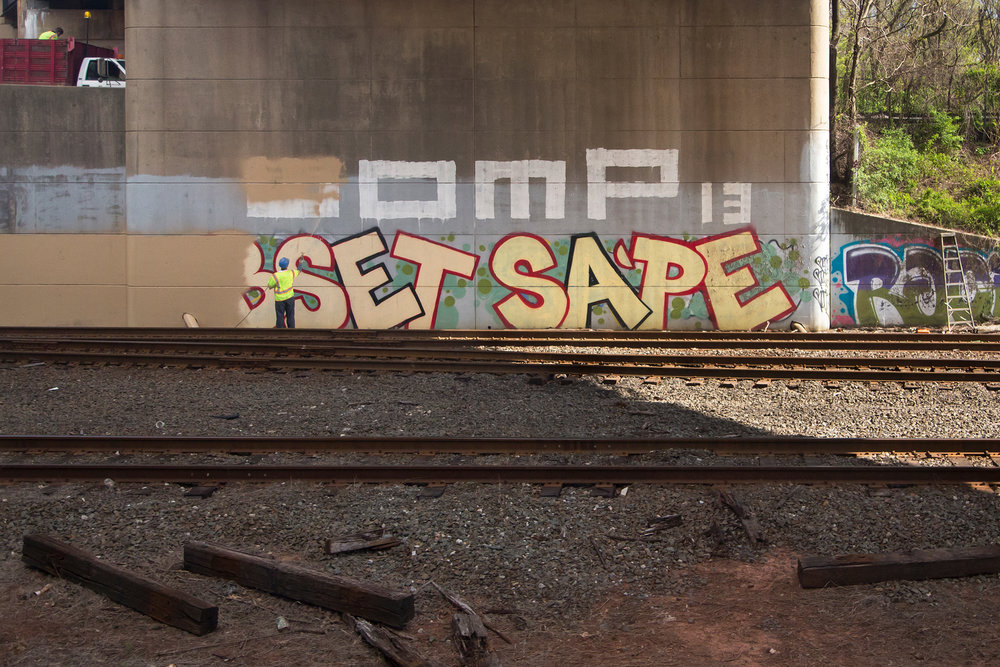 BSET and SAPE getting wrecked - Edison, NJ - 4.29.2015 WAS-NYP