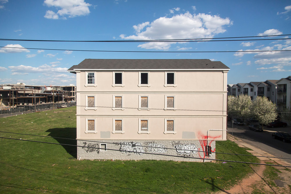 Abandoned Residential Development - North Ironbound, Newark, NJ - 4.29.2015 - WAS-NYP