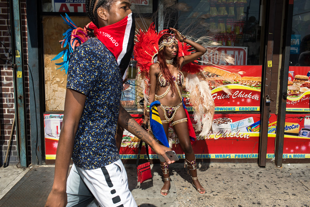 Sparker - West Indian Day, 2015
