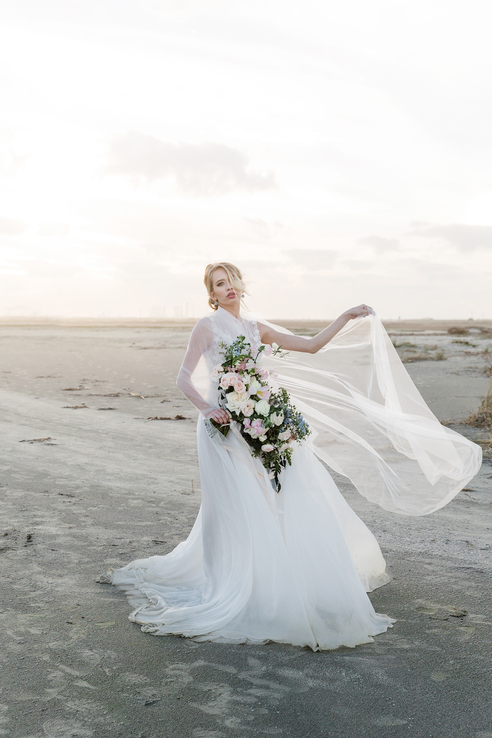 Floral Design  by   Mibellarosa Designs   | Vintage Rentals  from   The Borrowed Flea   |  Bridal Makeup  by   Blush-worthy   |  Bridal Hairstyling  by   Updo Gypsy   |  Modeled  by   Tabitha Wimberly