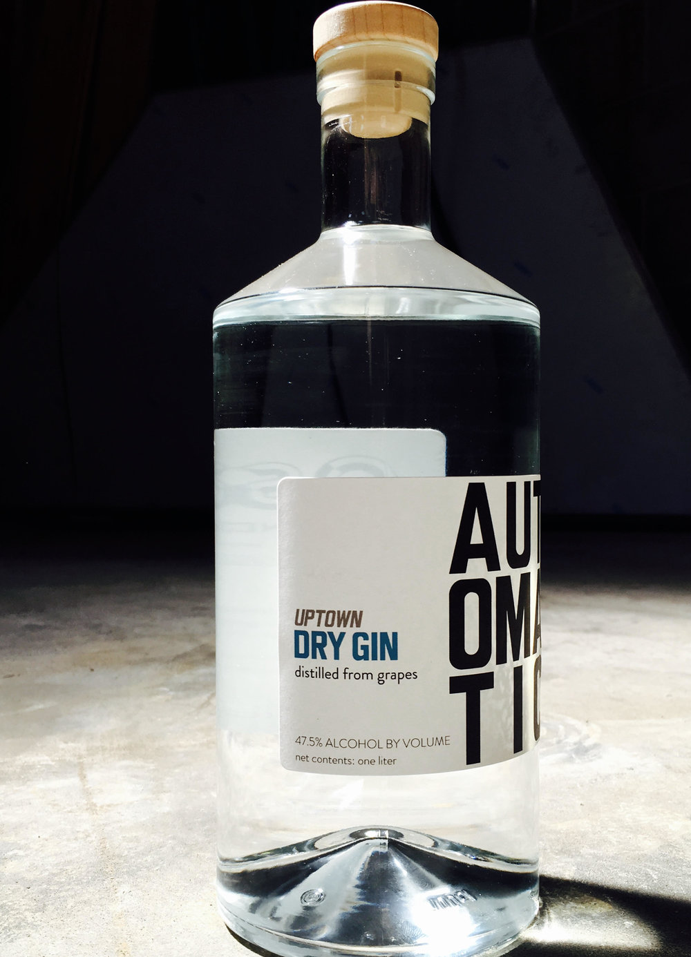 UPTOWN DRY GIN COCKTAIL IDEAS
