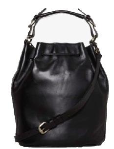 Kelsi Dagger Brooklyn Dusen Leather Bucket Bag from Nasty Gal