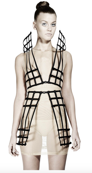 Chromat Asteroid Body Skirt