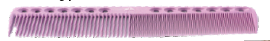 SR Education Lavender Cutting Comb by YS Park