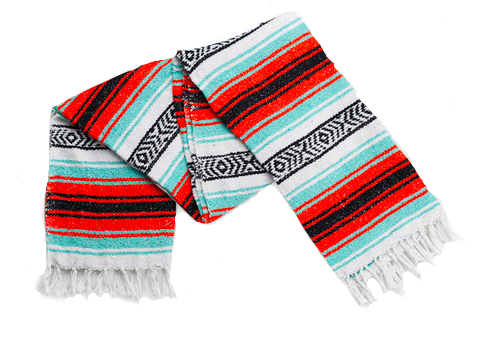 Gunn and Swain Mexican Blanket