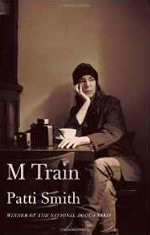 """M Train"" by Patti Smith"