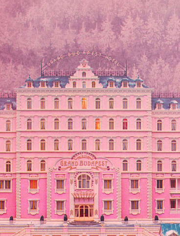 Wes Anderson's The Grand Budapest Hotel