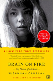 Brain on Fire By Susanne Cahanan