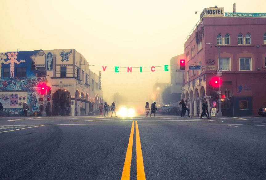 Place: Venice, CA