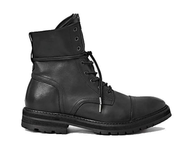Wear: The Arena Zip Boot by All Saints