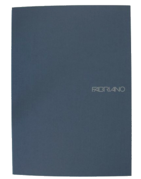 Work:  Fabriano Dot Notebook