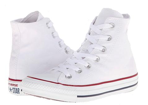 Feet: Chuck Taylors