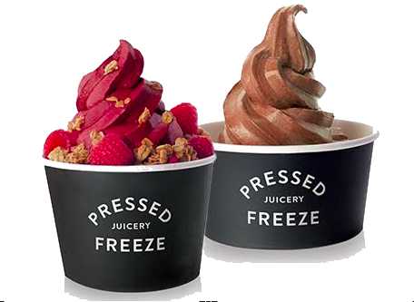 Freeze at Pressed Juicery