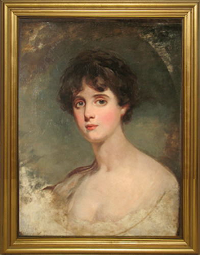 SIR THOMAS LAWRENCE<br/>An English Rose